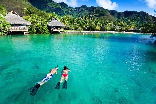 塔希提岛旅游价格_让爱升温 全球十大夏季蜜月胜地-搜狐旅游
