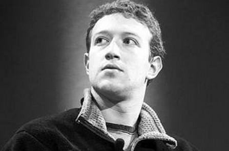 Facebook创始人兼首席执行官马克·扎克伯格(Mark Zuckerberg)