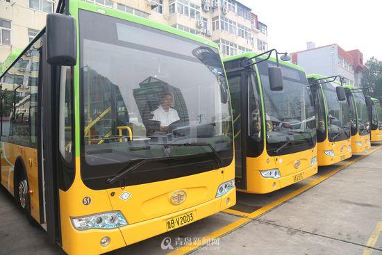 """32路""""国Ⅴ""""天然气公交车"""