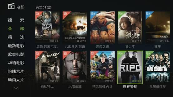 你播我播电影_这个软件的点播资源每天同步网络更新,包括最新最热的电影,电视剧