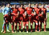 图文:比利时vs阿尔及利亚 比利时首发阵容