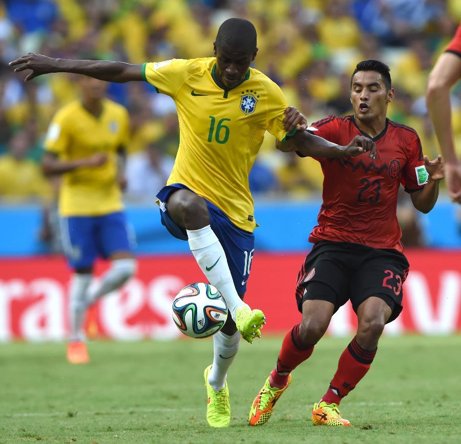 新华 社 照片 福塔莱萨 巴西 2014 年 6 月 17 日 世界 杯