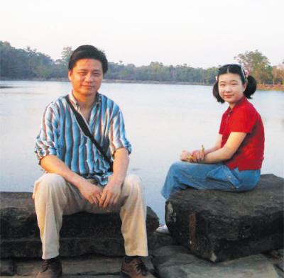 18岁女儿心疼崔永元你能不能不谈转基因(图)|崔