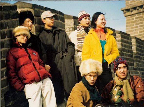 马云创始团队