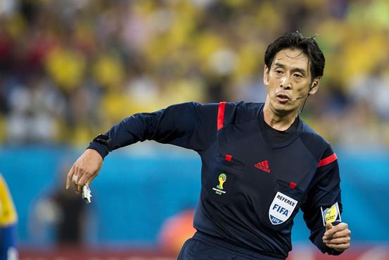 巴西世界杯日本裁判_巴西世界杯揭幕战日本裁判被指不说英语难沟通(图)-搜狐滚动