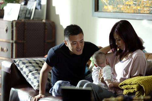 《食来孕转》热播 于小伟不丁克期待家庭