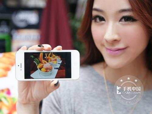 全新未激活苹果iPhone5南宁促销3000元