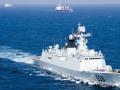 中国军情 日媒再诬中国用火控雷达瞄准日舰