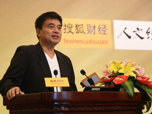 新希望集团董事长刘永好。图片来源:搜狐财经