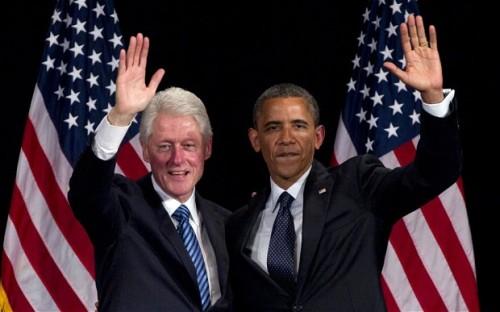 克林顿被曝曾说:我憎恨奥巴马的程度 甚于所有人