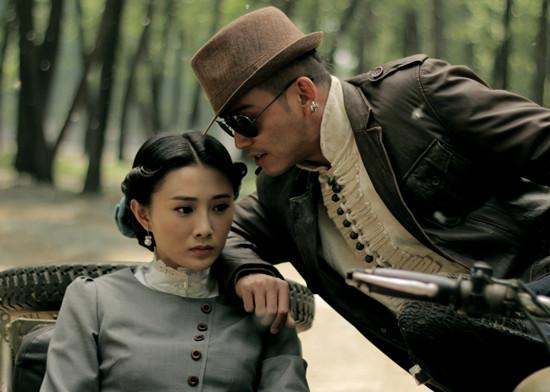 张译木、杨烁剧中扯不断的初恋情缘