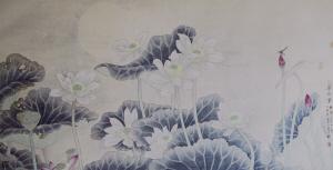 浸透浓厚的人文底蕴 开拓和谐的花鸟精神