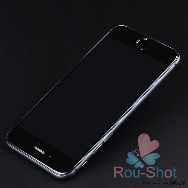 iPhone 6高清谍照:电源键真变了
