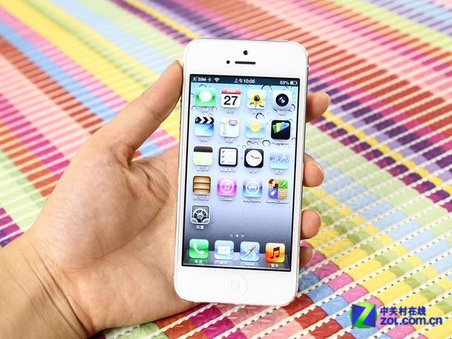 无敌性价比 苹果iPhone 5仅售3199元
