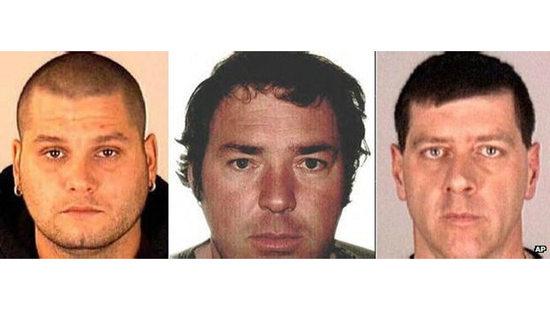 三名魁北克越狱在逃罪犯重新被捕获。