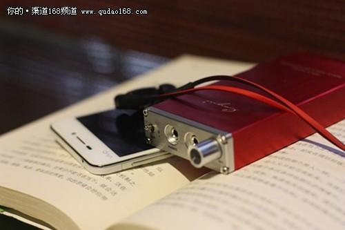 品味书香气息 凯音c6便携手机耳放图片