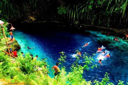9、菲律宾—海纳图安河(Hinatuan River)