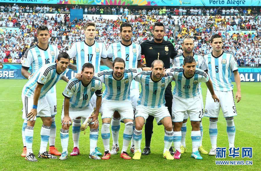 阿根廷隊陣容圖片【相關詞_世界杯阿根廷隊陣容】圖片