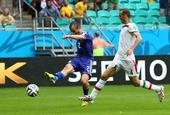 进球回放:弗尔萨耶维奇斜射破门 波黑锁定胜局