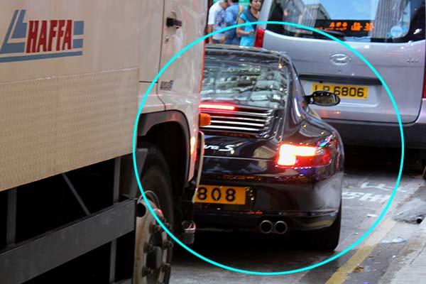 保时捷vs法拉利_右舵VS左舵 从汽车生活看香港与武汉异同-搜狐汽车
