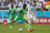 进球回放:穆萨突入禁区得手 尼日利亚再度扳平