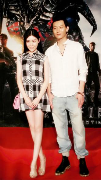 张妍和陈晔