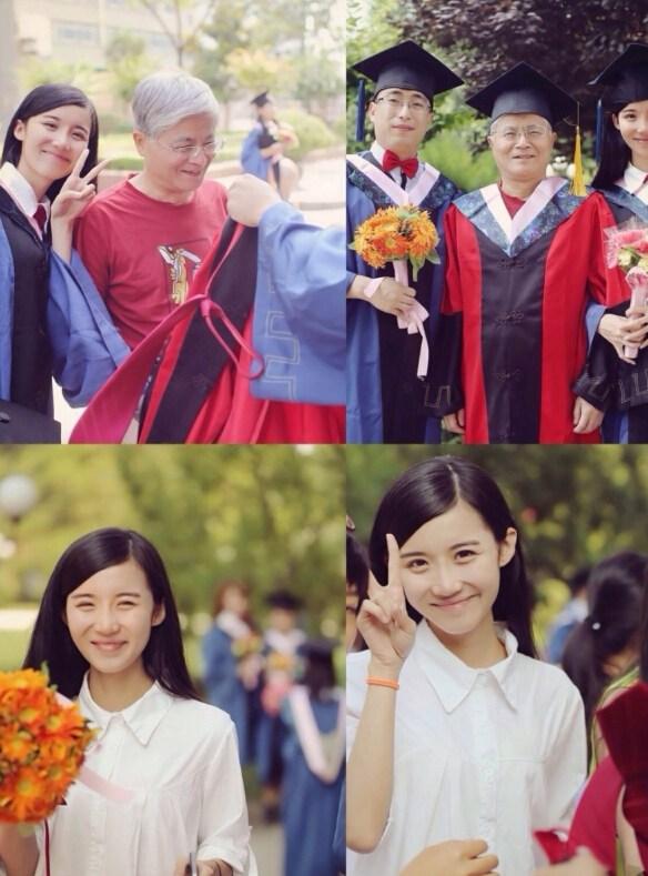 人生赢家美女硕士走红 被指小三携子上位组
