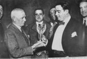 乌拉圭世界杯夺冠经典:首届登顶 1950年演奇迹
