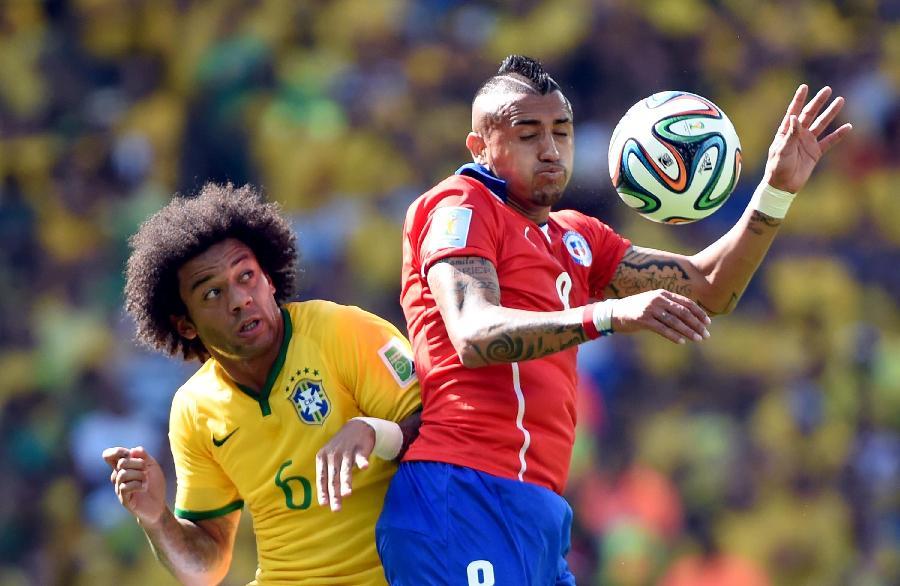 智利队世界杯宣传片