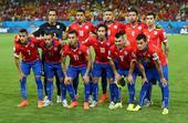 组图回顾智利本届世界杯:核心掩面悍将男儿泪