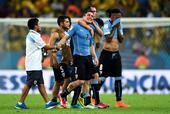 组图回顾乌拉圭本届世界杯:无苏神两战全败北