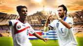 哥斯达黎加希腊对位:黑马之争 欧洲冠军2分胜