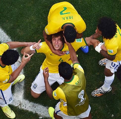 巴西世界杯点球战4-3胜智利 智利败北引球迷热议