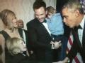 《柯南秀片花》乔尔主持白宫晚宴 花巨资带全家参观白宫