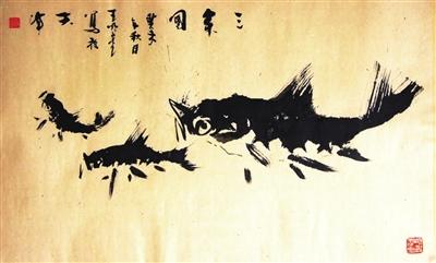 画家王明亮的艺术之路——- 笔随情动绘心声 画到深处