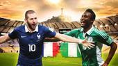 法国尼日利亚对位:高卢军团胜10分 本泽马好评