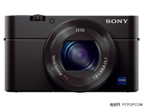 索尼RX100 Ⅲ 数码相机(2010万像素 3英寸液晶屏 2.9倍光学变焦 WiFi传输)数码相机
