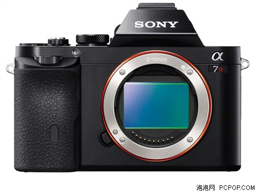 索尼A7r 微单机身 黑色(3640万像素 3英寸液晶屏 连拍4张/秒)单电/微单相机