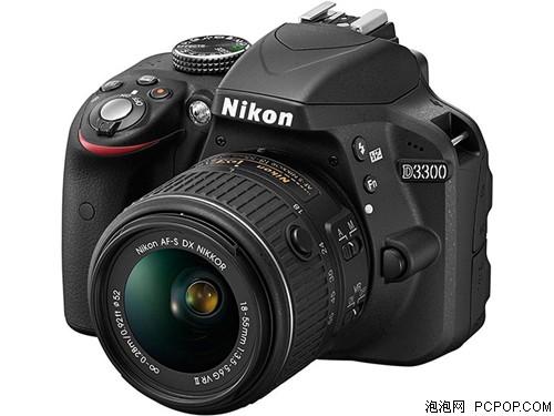 尼康D3300 单反机身(入门级单反 2416万像素 3英寸液晶屏 连拍5张/秒)单反相机