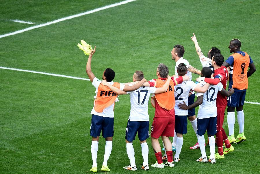 法国队06世界杯名单