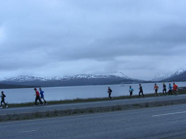 特罗姆瑟马拉松是目前为止世界上最北的马拉松赛事