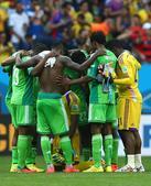 图看世界杯1日:非洲全部出局 德国爆笑任意球