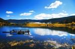 普达措公园(属都湖--弥里塘亚高山牧场-碧塔海)-小中甸