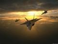 1架F-22灭20架中国战机 辽宁舰无战斗力