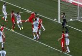 阿根廷命硬!瑞士悍将120分钟头球击门柱(图)