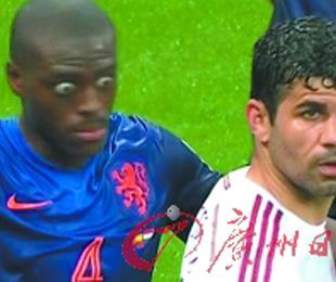 世界杯上的奇趣瞬间