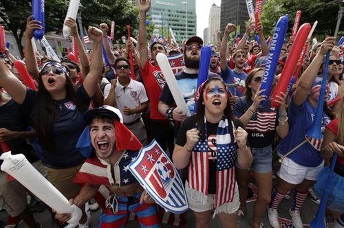 本届世界杯在美国掀起一股热潮。东森电视台网站