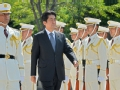 日本解禁集体自卫权