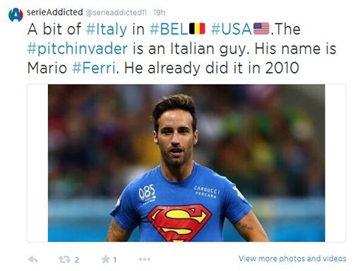 意大利媒体:这是惯犯