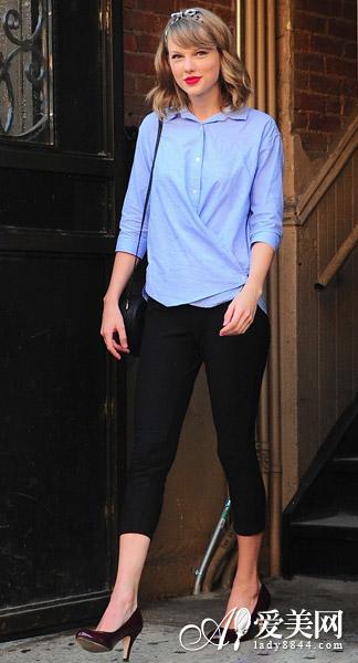 明星街拍私服示范 夏日衬衫的20种穿法